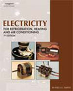 Electricity for Refrigeration, Heating, and Air Conditioning, 7th Edition, 978-1-4180-4287-5