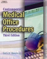 Contemporary Medical Office Procedures, 3rd Edition, 978-1-4018-6345-6