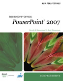 New Perspectives on Microsoft Office PowerPoint 2007, Comprehensive, 1st Edition, 978-1-4239-0593-6