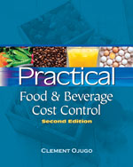 Practical Food and Beverage Cost Control, 2nd Edition, 978-1-4283-3544-8