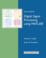 Digital Signal Processing Using MATLAB®, 2nd Edition, 978-0-495-07311-6