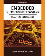 Embedded Microcomputer Systems: Real Time Interfacing, 3rd Edition, 978-1-111-42625-5