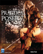 Practical Poser 7, 2nd Edition, 978-1-58450-478-8