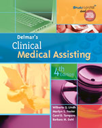 Workbook for Delmar's Clinical Medical Assisting, 4th, ISBN-13: 978-1-4354-1926-1