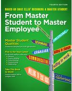 From Master Student to Master Employee, 4th Edition, 978-1-4354-6222-9