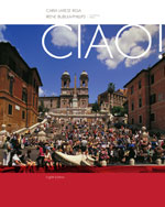 Student Activity Manual for Riga/Phillips' Ciao!, 8th, ISBN-13: 978-1-133-60741-0