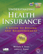 Understanding Health Insurance: A Guide to Billing and Reimbursement, 10th Edition, 978-1-111-03518-1