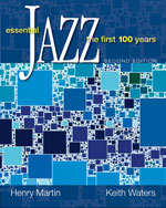 Bundle: Essential Jazz: The First 100 Years, 2nd + 2-CD Set, 978-0-495-65670-8