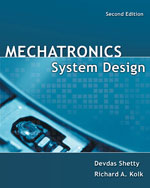 Mechatronics System Design, 2nd Edition, 978-1-4390-6198-5