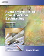 Fundamentals of Construction Estimating, 2nd Edition, 978-1-4018-0959-1