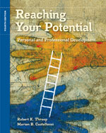 WebTutor™ on WebCT™ Instant Access Code for Throop/Castellucci's Reaching Your Potential: Personal and Professional Development, 4th Edition, 978-1-4390-8297-3