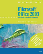 Microsoft® Office 2003 - Illustrated Brief' Microsoft Windows XP Edition, 2nd Edition, 978-1-4188-6040-0