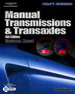 Today's Technician: Manual Transmissions & Transaxles, 4th Edition, 978-1-4018-7753-8