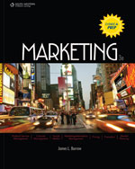 ePack: Marketing, Copyright Update, 3rd + Marketing CourseMate with eBook Instant Access Code, 978-1-285-26215-4