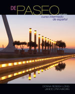 Answer Key and Audio Script for Long/Macián's De paseo, ISBN-13: 978-1-4282-9004-4