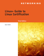 WebTutor™ on WebCT™ Printed Access Card for Eckert's Linux+ Guide to Linux Certification, 3rd, 978-1-111-54160-6