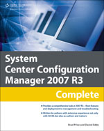 System Center Configuration Manager 2007 R3 Complete, 1st Edition, 978-1-4354-5650-1