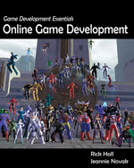 Game Development Essentials: Online Game Development, 1st Edition, 978-1-4180-5267-6