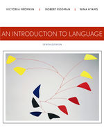 An Introduction to Language, 10th Edition, 978-1-133-31068-6