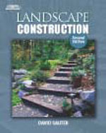 Landscape Construction, 2nd Edition, 978-1-4018-4281-9