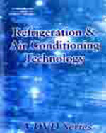 Refrigeration & Air Conditioning Technology DVD Series, 1st Edition, 978-1-4018-9916-5