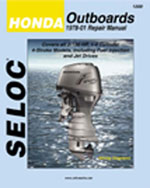 Honda Outboards, All Engines, 1978-01, 1st Edition, 978-0-89330-048-7