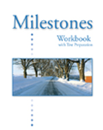 Milestones Intro: Workbook with Test Preparation, 978-1-4240-3204-4
