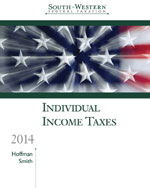 South-Western Federal Taxation 2014: Individual Income Taxes (with H&R Block @ Home CD-ROM, RIA Checkpoint 6-month), 37th Edition, 978-1-285-42466-8