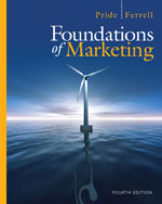 Bundle: Foundations of Marketing, 4th + WebTutor™ on WebCT™ Printed Access Card, 978-1-111-20153-1