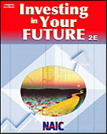 Investing In Your Future, 2nd Edition, 978-0-538-43881-0
