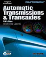 Today's Technician: Automatic Transmissions and Transaxles, 4th Edition, 978-1-4180-2865-7