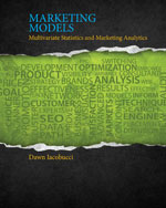 Marketing Models, 1st Edition, 978-1-111-52584-2