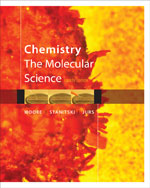 Student Solutions Manual for Chemistry: The Molecular Science, 4th, ISBN-13: 978-1-4390-4963-1