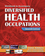 Workbook for Simmers' Diversified Health Occupations, 978-1-4180-3022-3
