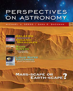 Bundle: Perspectives on Astronomy, Media Edition (with CengageNOW, Virtual Astronomy Labs Printed Access Card) + The Night Sky Planisphere - Latitude 30 to 40, 978-0-495-42711-7
