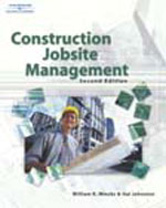 Construction Jobsite Management 2e, 2nd Edition, 978-1-4018-0912-6