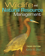 Student Workbook for Deal's Wildlife and Natural Resource Management, ISBN-13: 978-1-4354-5399-9