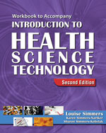 Workbook for Simmers' Introduction to Health Science Technology, 2nd, 978-1-4180-2123-8