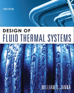Design of Fluid Thermal Systems , 3rd Edition, 978-0-495-66768-1