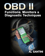 OBD-II: Functions, Monitors and Diagnostic Techniques, 1st Edition, 978-1-4283-9000-3