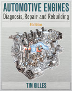 Automotive Engines: Diagnosis, Repair, Rebuilding, 6th Edition, 978-1-4354-8641-6