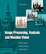 Image Processing, Analysis, and Machine Vision, 3rd Edition, 978-0-495-08252-1
