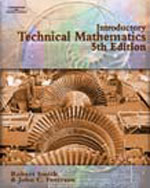 Introductory Technical Mathematics, 5th Edition, 978-1-4180-1545-9