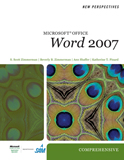 New Perspectives on Microsoft Office Word 2007, Comprehensive, 1st Edition, 978-1-4239-0582-0