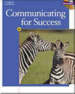Workbook for Hyden/Jordan/Steinauer's Communicating for Success, 3rd, ISBN-13: 978-0-538-72868-3