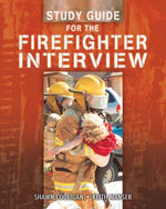 Study Guide for the Firefighter Interview, 1st Edition, 978-1-4180-5072-6