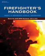 Firefighter's Handbook: Firefighter I and Firefighter II, 3rd Edition, 978-1-4283-3982-8