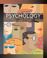 Study Guide for Nevid's Psychology: Concepts and Applications, 3rd, ISBN-13: 978-0-547-14941-7