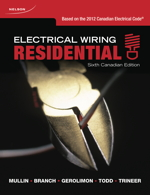 Electrical Wiring Residential 6th Ed. - Mullin Branch et al