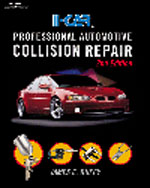 I-Car Professional Automotive Collision Repair, 2nd Edition, 978-0-7668-1398-4